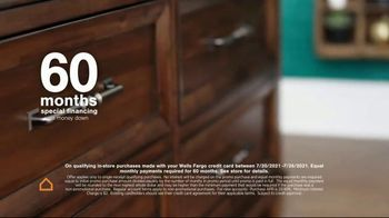Ashley HomeStore Black Friday in July TV Spot, 'Up to 40% Off or 60 Months Special Financing' - Thumbnail 6