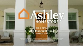 Ashley HomeStore Black Friday in July TV Spot, 'Up to 40% Off or 60 Months Special Financing' - Thumbnail 9
