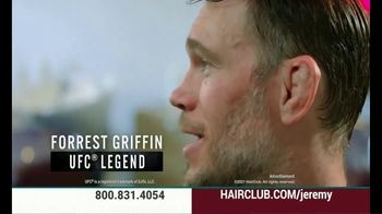 Hair Club TV Spot, 'Fight Nights' Featuring Forrest Griffin and Jeremy Stephens