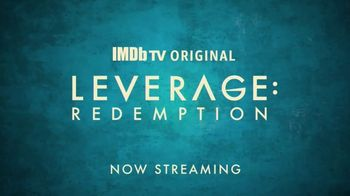 IMDb TV TV Spot, 'Leverage: Redemption' - Thumbnail 10