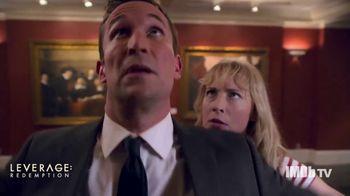 IMDb TV TV Spot, 'Leverage: Redemption' - Thumbnail 3