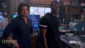 IMDb TV TV Spot, 'Leverage: Redemption' - Thumbnail 9