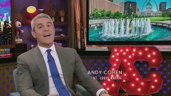 Explore St. Louis TV Spot, 'Visit the Arch' Featuring Andy Cohen