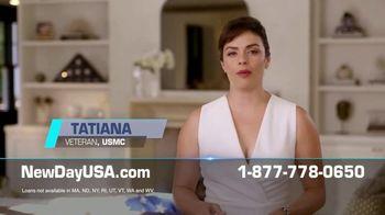 NewDay USA VA Streamline TV Spot, 'Holding the Line: 2.25% ReFi and 2.48% APR'