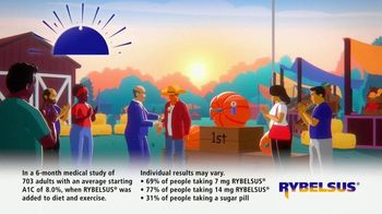 RYBELSUS TV Spot, 'Waking Up: Possible' - Thumbnail 4