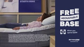 Mattress Firm Best Memorial Day Sale Ever TV Spot, 'Early Access: $300 Instant Gift' - Thumbnail 5