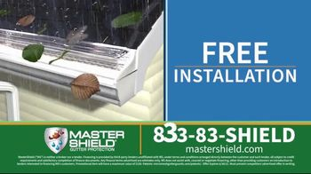 MasterShield Gutter Protection TV Spot, 'The Difference: $150 Gift Card'