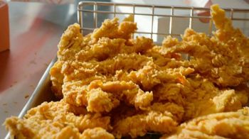 Popeyes Rip'N Chicken Sampler TV Spot, '¿No sabes qué pedir?' [Spanish] - Thumbnail 2