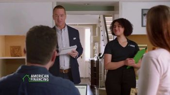 American Financing TV Spot, 'Look Into the Future' Featuring Peyton Manning