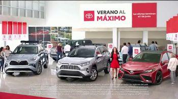 Toyota Verano al Máximo TV Spot, 'Kayak' [Spanish] [T1] - Thumbnail 8