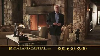 Rosland Capital TV Spot, 'The State of the World' Featuring William Devane - Thumbnail 1