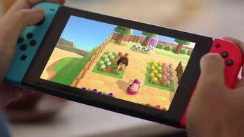 Nintendo Switch TV Spot, 'My Way: Animal Crossing: New Horizons - Thumbnail 2