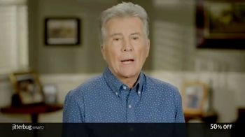 GreatCall Jitterbug Smart2 TV Spot, 'You're Not Alone: Mother's Day' Featuring John Walsh - Thumbnail 1