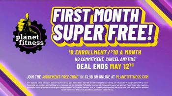 Planet Fitness TV Spot, 'Best Deal Ever: One Time Deal: First Month Free' Song by Rick James - Thumbnail 6