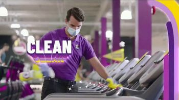 Planet Fitness TV Spot, 'Best Deal Ever: One Time Deal: First Month Free' Song by Rick James - Thumbnail 4