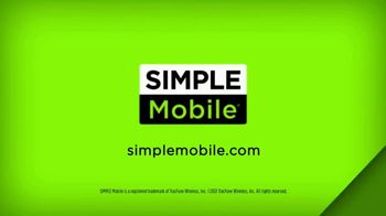SIMPLE Mobile TV Spot, 'Crystal Clear: $30' - Thumbnail 10