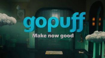 goPuff TV Spot, 'Instant Noodle Shower' - Thumbnail 9