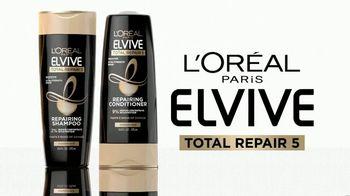 L'Oreal Paris Hair Care Elvive Total Repair 5 TV Spot, 'Nada repara mejor' [Spanish] - Thumbnail 1
