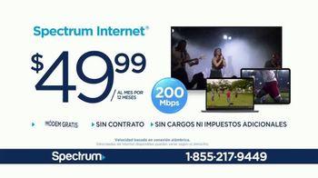 Spectrum Internet TV Spot, 'Conecta con tu mundo: $49.99 dólares' con Gaby Espino [Spanish] - Thumbnail 5