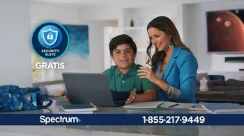 Spectrum Internet TV Spot, 'Conecta con tu mundo: $49.99 dólares' con Gaby Espino [Spanish] - Thumbnail 8