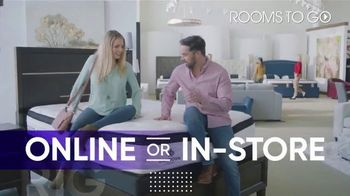 Rooms to Go TV Spot, 'Bring Home a Better Night's Sleep' - Thumbnail 8