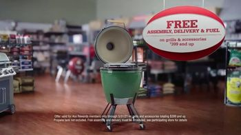 ACE Hardware TV Spot, 'Assembly Required: Free Assembly, Delivery & Fuel' - Thumbnail 9