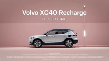 2021 Volvo XC40 Recharge TV Spot, 'Pure Electric' Song by New Order [T2] - Thumbnail 7