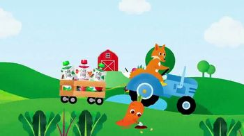 Once Upon a Farm TV Spot, 'Cold-Pressed Blends for Babies to Big Kids' - Thumbnail 2