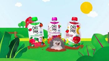 Once Upon a Farm TV Spot, 'Cold-Pressed Blends for Babies to Big Kids' - Thumbnail 7