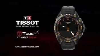 Tissot T-Touch Connect Solar TV Spot, 'Your World' - Thumbnail 10