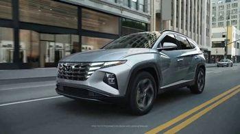 2022 Hyundai Tucson TV Spot, 'Question Everything' Ft. Jason Bateman, Kawhi Leonard, Mindy Kaling, Becky G  [T1] - Thumbnail 3