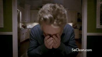SoClean 2 TV Spot, 'Dinner Table Sneezing: Save $100' - Thumbnail 1