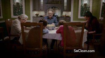 SoClean 2 TV Spot, 'Dinner Table Sneezing: Save $100' - Thumbnail 3