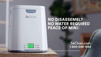 SoClean 2 TV Spot, 'Dinner Table Sneezing: Save $100' - Thumbnail 6