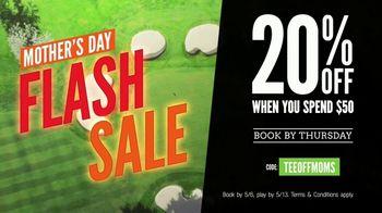 TeeOff.com Mother's Day Flash Sale TV Spot, 'Celebrate Mom'