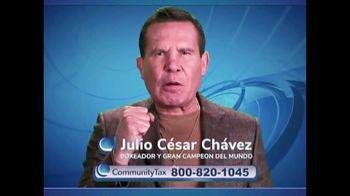Community Tax TV Spot, 'Empezar desde cero' con Julio César Chavez [Spanish] - Thumbnail 1