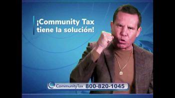 Community Tax TV Spot, 'Empezar desde cero' con Julio César Chavez [Spanish] - Thumbnail 3