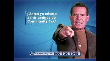 Community Tax TV Spot, 'Empezar desde cero' con Julio César Chavez [Spanish] - Thumbnail 5