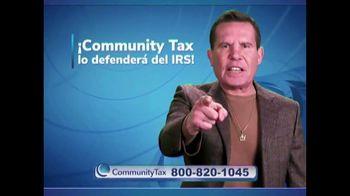 Community Tax TV Spot, 'Empezar desde cero' con Julio César Chavez [Spanish] - Thumbnail 6