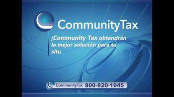 Community Tax TV Spot, 'Empezar desde cero' con Julio César Chavez [Spanish] - Thumbnail 7