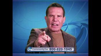 Community Tax TV Spot, 'Empezar desde cero' con Julio César Chavez [Spanish] - Thumbnail 8