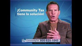Community Tax TV Spot, 'Empezar desde cero' con Julio César Chavez [Spanish]