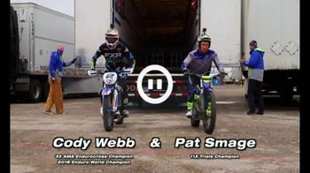 VP Racing Fuels Trials 2ST Fuel TV Spot, 'High Torque, Low RPM' Featuring Cody Webb and Pat Smage