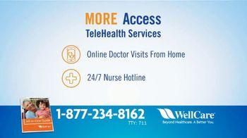 WellCare Medicare Advantage Plan TV Spot, 'Special Enrollment Period: Natural Disaster' - Thumbnail 9