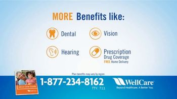WellCare Medicare Advantage Plan TV Spot, 'Special Enrollment Period: Natural Disaster' - Thumbnail 6