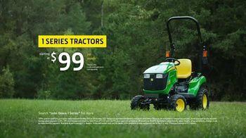 John Deere 1 Series Tractor TV Spot, 'Not an Influencer: $99 per Month' - Thumbnail 9