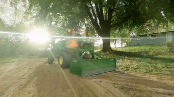 John Deere 1 Series Tractor TV Spot, 'Not an Influencer: $99 per Month' - Thumbnail 4