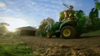 John Deere 1 Series Tractor TV Spot, 'Not an Influencer: $99 per Month' - Thumbnail 7