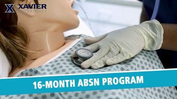 Xavier University TV Spot, 'ABSN Program' - Thumbnail 4