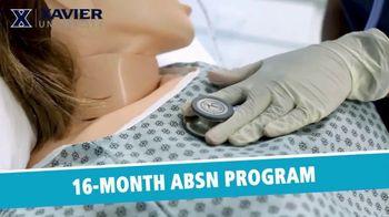 Xavier University TV Spot, 'ABSN Program' - Thumbnail 5